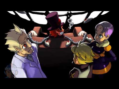 Skullgirls Complete Story + Endings all characters XBLA/PSN HD