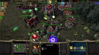 Lucifer(UD) vs So.in(ORC) - WarCraft 3 Frozen Throne - RN3863