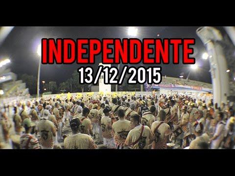 Independente Ensaio Técnico 2016 - 13/12/2015
