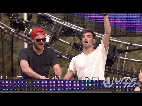 The Chainsmokers LIVE @ Ultra Music Festival 2014 Main Stage