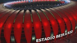 EA SPORTS Fussball Weltmeisterschaft 2014 Brasilien | Stadien, Trainer, Zuschauer [HD]