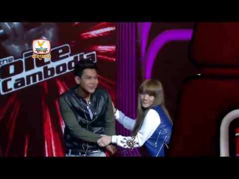The Voice Cambodia - Soy Ratanak - Kmean Lerk Ti 2 - 17 Aug 2014