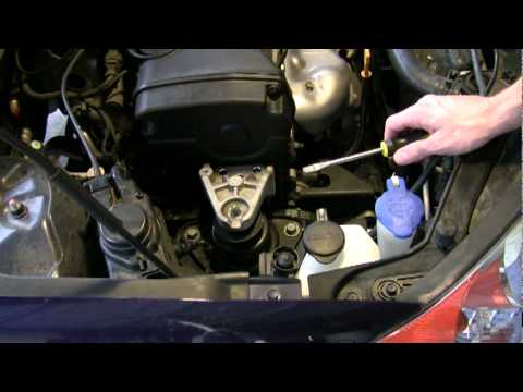 DIY 2008 Elantra timing belt video 1 of 2