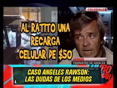 CASO ANGELES RAWSON - LAS DUDAS DE LOS MEDIOS - 17-06-13