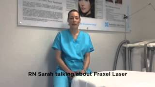 About Fraxel Laser Resurfacing