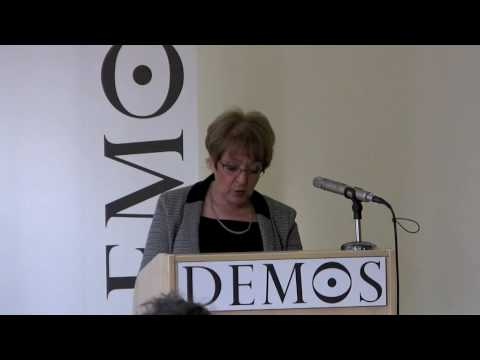 Margaret Hodge at Demos: Culture and the Arts - The Next Decade