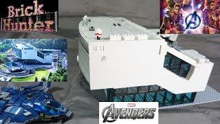 LEGO Avengers Facility MOC
