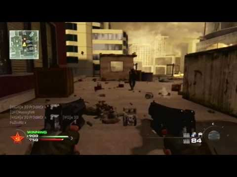 Modern Warfare 2 : Slow Motion Lobby Desert Eagle Gunfight MessyYeti