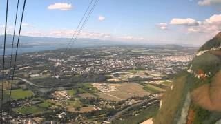 Cable Car Geneva: Telepherique Du Saleve