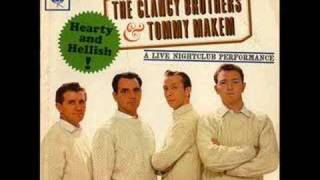 Clancy brothers and Tommy Makem - Courtin in the kitchen