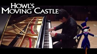 Howl 39 S Moving Castle Main Theme Piano Solo By Leiki Ueda Arr Kyle Landry Live Concert