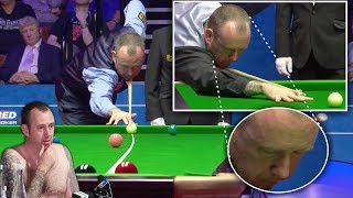 Mark Williams Crazy Moments & Super Shots Compilation | World Snooker Championship 2018