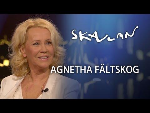 Agnetha Fältskog Interview (English Subtitles) | ABBA | Skavlan