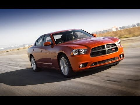 2011 Dodge Charger - First Test