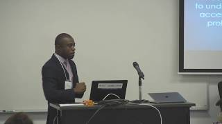EAccess to Justice and the Digital Divide: A Framework for Analysis - Antwi Boasiako Frimpong