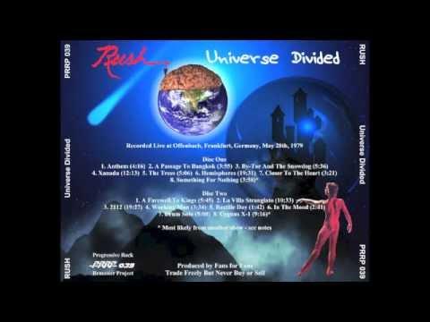 Rush - Hemispheres Cygnus