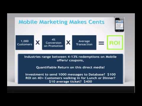 Text Message Marketing in Canada - Making the most of daily deal sites