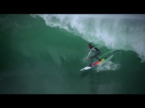 Storm Surfers - Profiles:  Mark Mathews & Kobi Graham