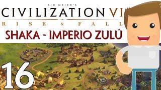GRAN ESTRATEGA NAVAL ► CIVILIZATION VI: RISE AND FALL #16 [ gameplay español ]