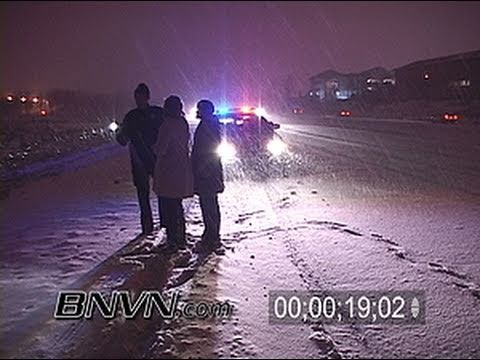 12/14/2005 Twin Cities Snow Storm B-Roll