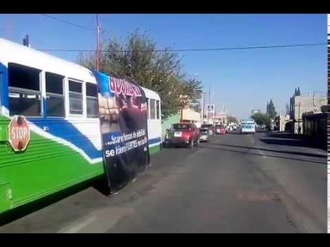 Marcha en Apoyo a Israel Cd. Juárez 2014 Parte 1