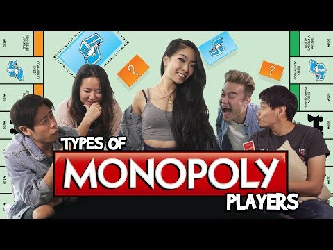 Types of Monopoly Players | wahbanana
