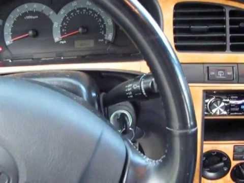 Removing replacing installing 2001 2002 2003 Hyundai Elantra radio or stereo
