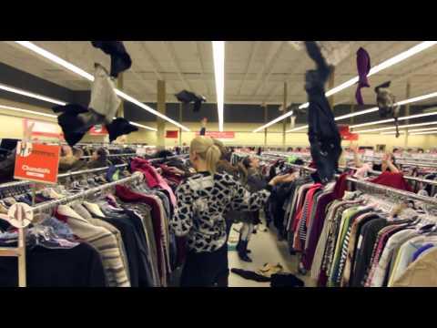 Party Thrift Shop 102.1 CKOI (parodie de Macklemore & Ryan Lewis)