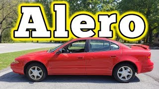 Regular Car Reviews: 1999 Oldsmobile Alero