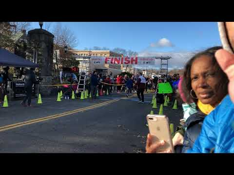 Turkey Trot 2019 part One Children