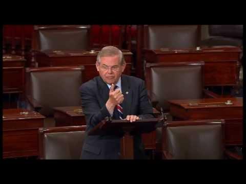 Senator Menenedez Talks About Preventing Skyrocketing Flood Insurance Premiums