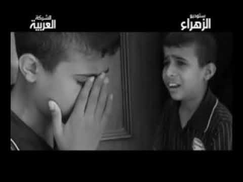 الجنه تحت اقدام الامهات  نعي على الام بصوت الصغير السيد محمد الموسوي