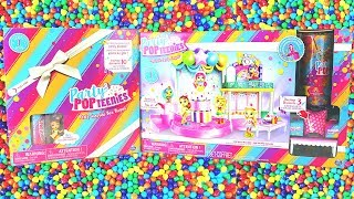 Party Pop Teenies Playset Surprise! New Toy Unboxing