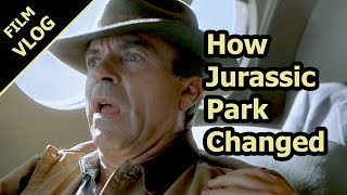 How Jurassic Park Changed