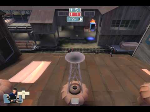 Team Fortress 2: Hide and Seek Mod (Prop-Hunt)