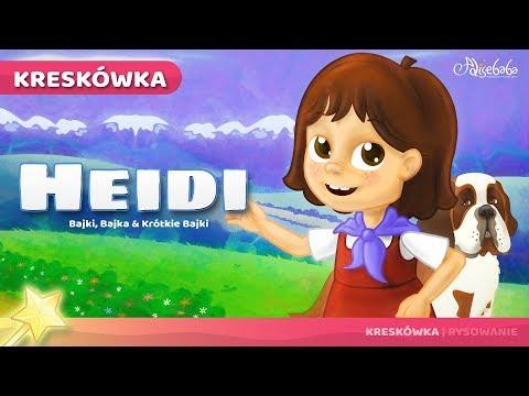 Heidi Bajki - Bajki Na Dobranoc – Bajki Dla Dzieci Po Polsku