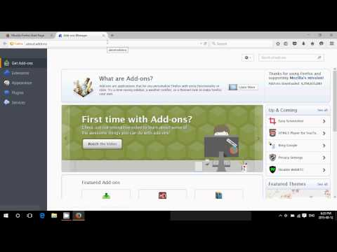 Windows 10 Quick Tour of Mozilla Firefox 40 A browser made for Windows 10