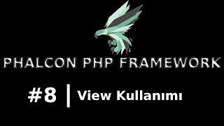 Phalcon PHP Ders 8 - View Kullanımı