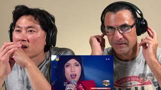 Reaction - Shila Amzah - Nur Shahila binti Amir Amzah