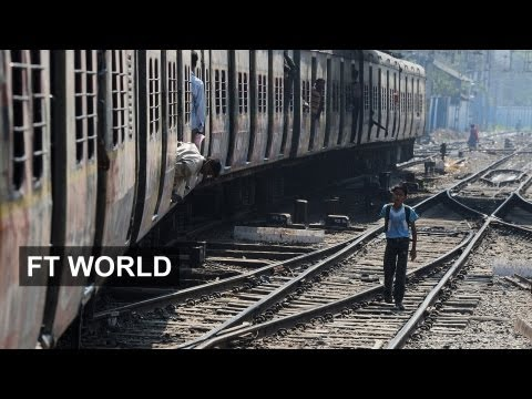 India's new railways