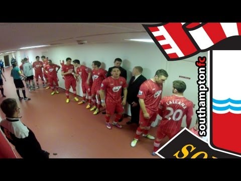 Matchday Uncovered - Southampton vs Liverpool 2012-13
