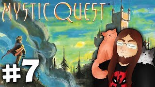 CLEARING FALLS BASIN | Final Fantasy Mystic Quest #7