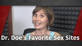 Dr. Doe's Favorite Sex Sites