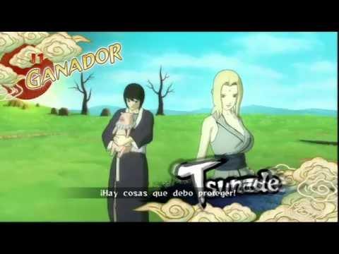 Naruto Ultimate Ninja Storm PS3 #18 | Encuentro con Lady Tsunade