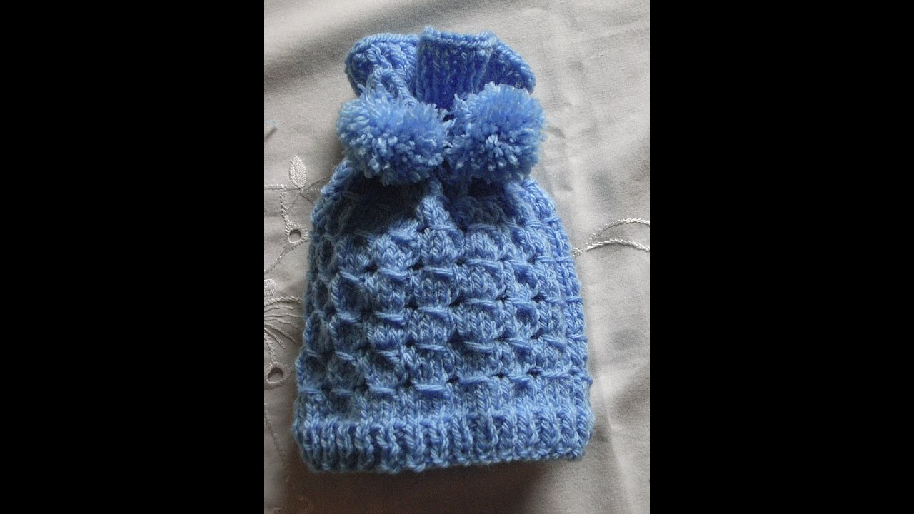How to Knit a Baby Hat forecasting
