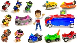 Best Learning Colors Video for Children - Help Match Paw Patrol Pups to Mission Cruiser Vehicles