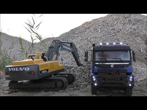 rc4wd excavator 360L