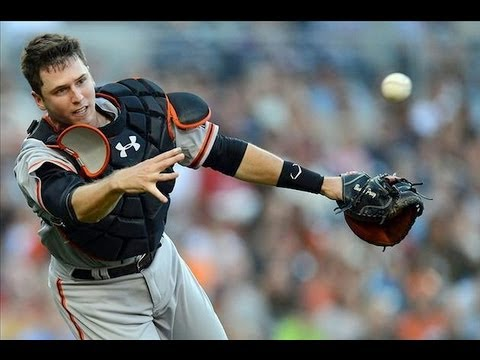 Buster Posey Highlights 2013 HD