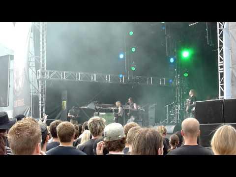 Kalmah - For the Revolution (live) @ Summer Breeze Festival 2011