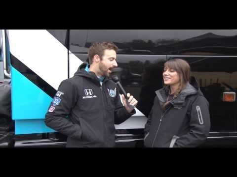 AndrettiTV - Hinchcliffe Interviews some of his Crew